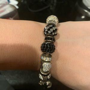 Silverado charm bracelet